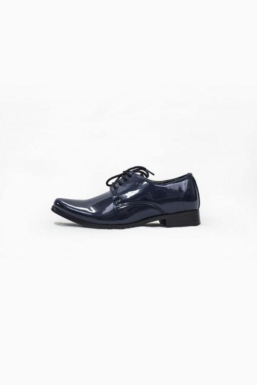 Boys Navy Shoe Yoyokiddies
