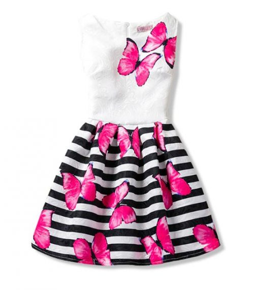 Butterfly Dress Girls