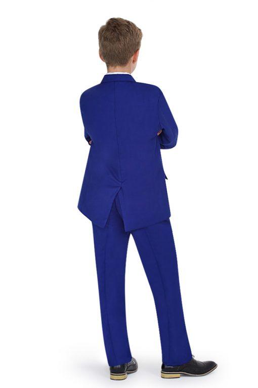yoyokiddies boys blue suit
