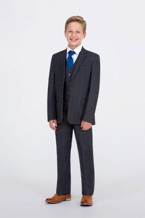 Yoyokiddies boy brown suits