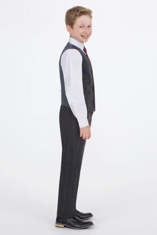 boys tweed waistcoat yoyokiddies