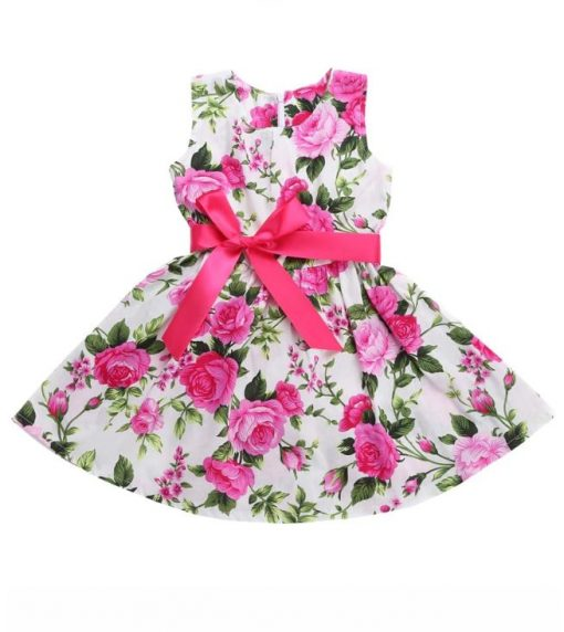 Rose Girl Dress