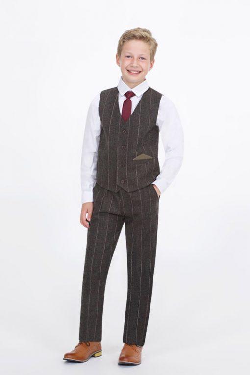 boy tweed set YOYOKIDDIES