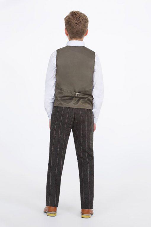 yoyokiddies boy tweed set
