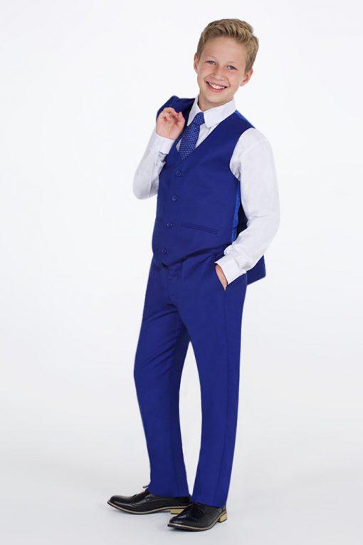 yoyokiddies blue suit for boys