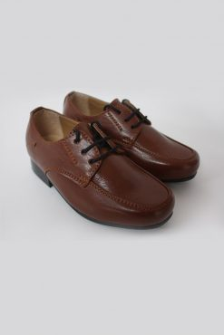 small brown shoe