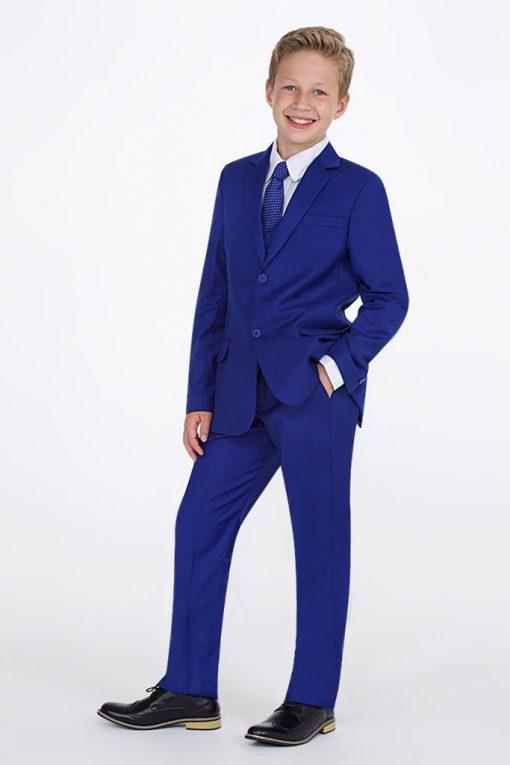 blue suit boys