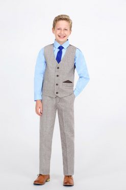 kids tweed suit