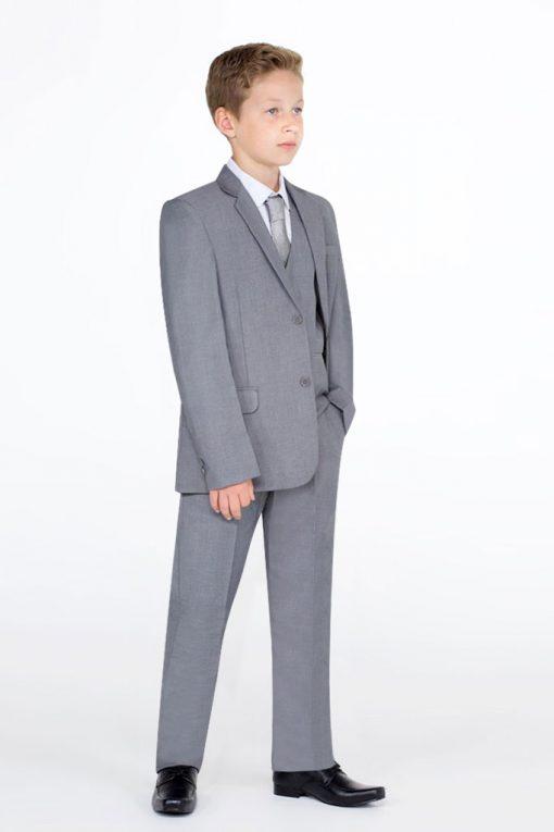 grey suit for boys yoyokiddies