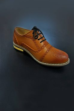 Oxford Shoe Brown