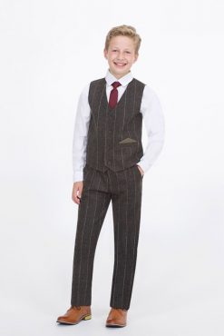 boy tweed set YOYOKIDDIES